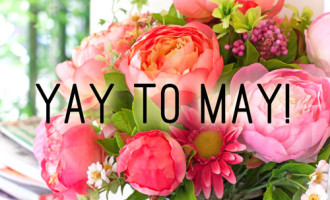 YAY to May! Up to 20% OFF!