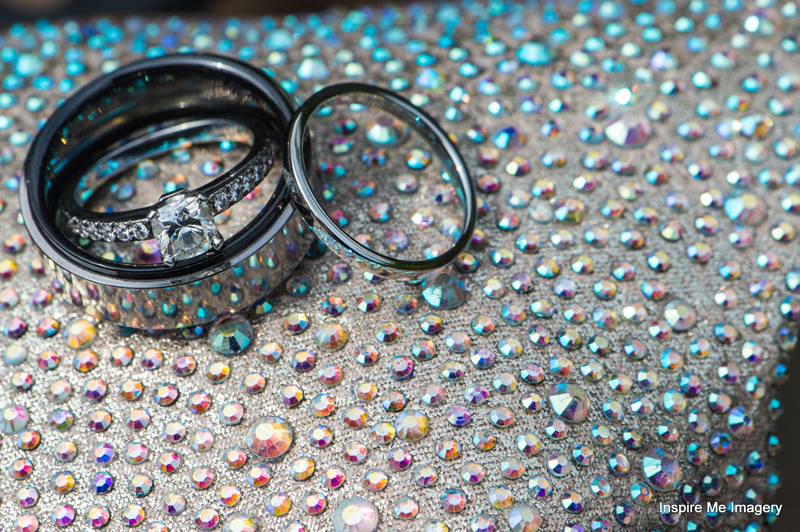 Wedding Rings by Monmouth County Photographer