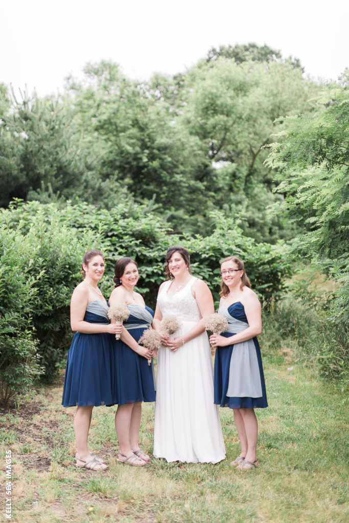 summer bridesmaid fashion